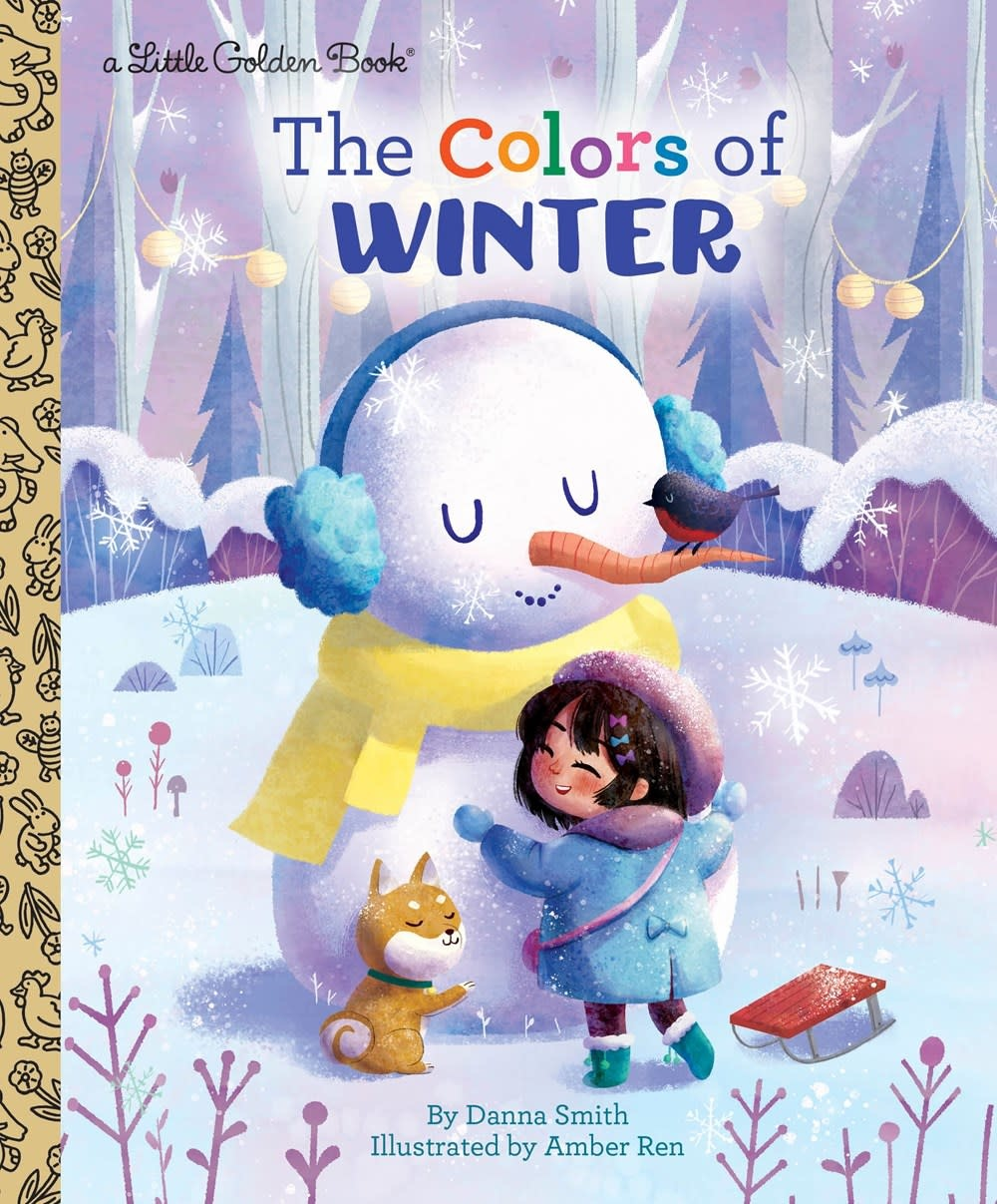 Golden Books The Colors of Winter