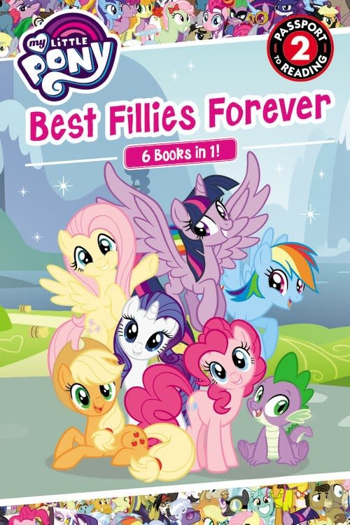 LB Kids My Little Pony: Best Fillies Forever (Passport, Lvl 2)