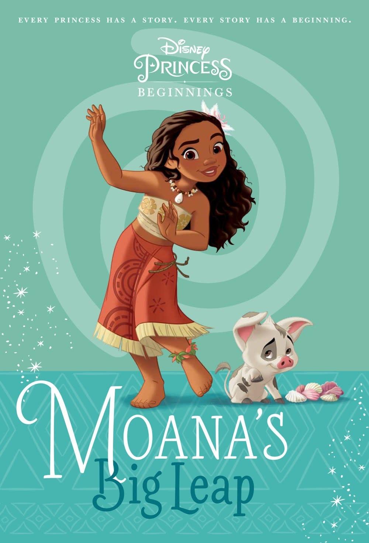 RH/Disney Disney Princess Beginnings: Moana's Big Leap