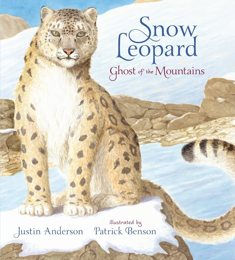 Candlewick Snow Leopard: Ghost of the Mountains