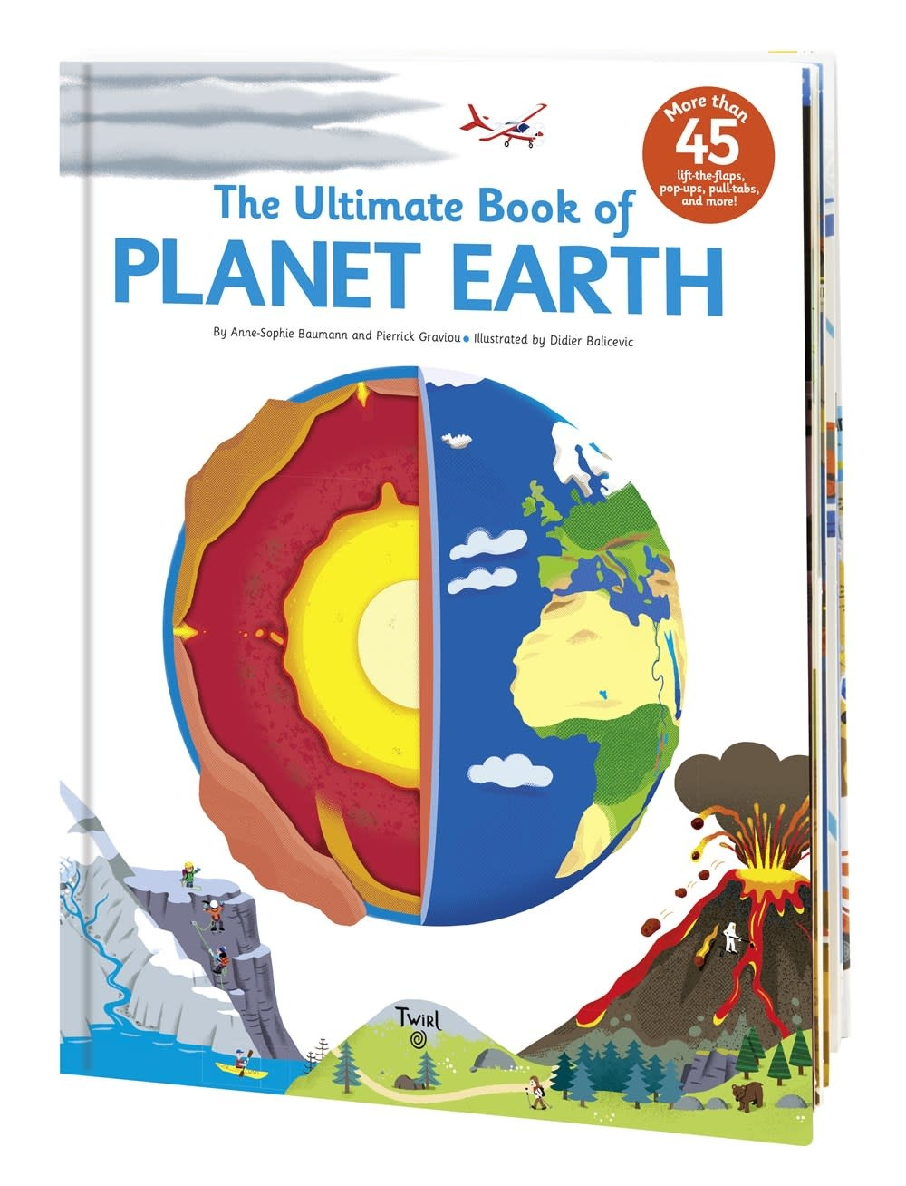 Twirl The Ultimate Book of Planet Earth