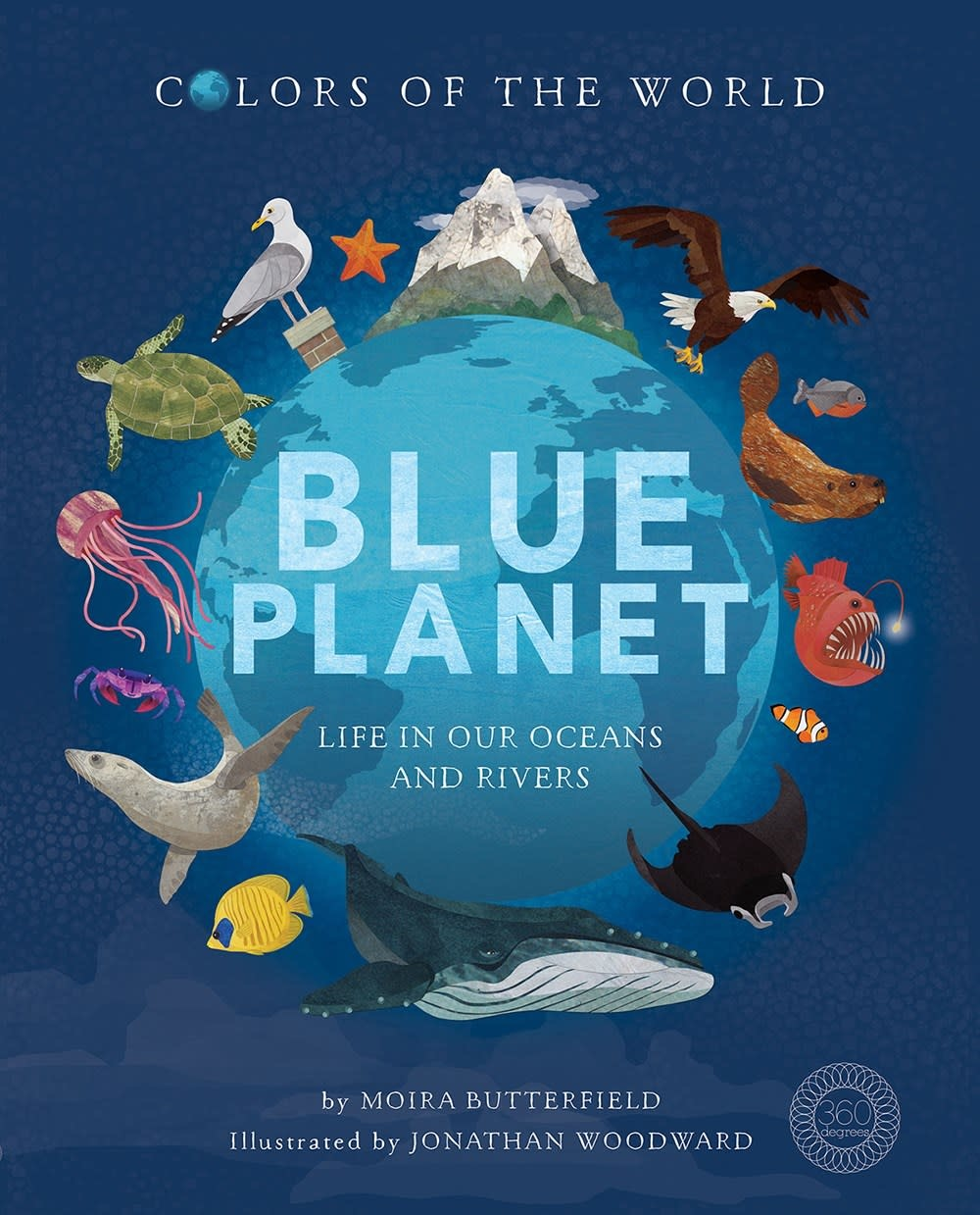 360 Degrees Blue Planet: Life in Our Oceans and Rivers
