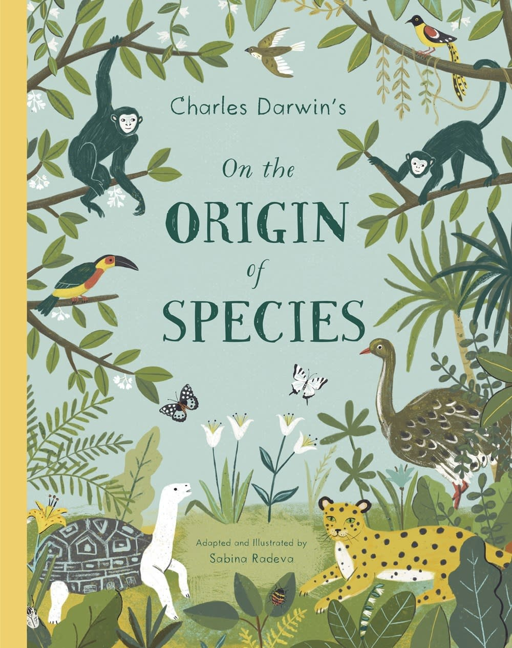 Crown Books for Young Readers Charles Darwin's On the Origin of Species