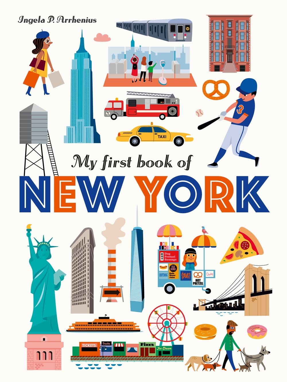Walker Books US My First Book of New York