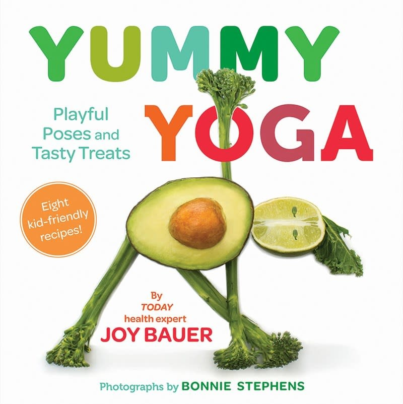 Abrams Books for Young Readers Yummy Yoga: Playful Poses and Tasty Treats