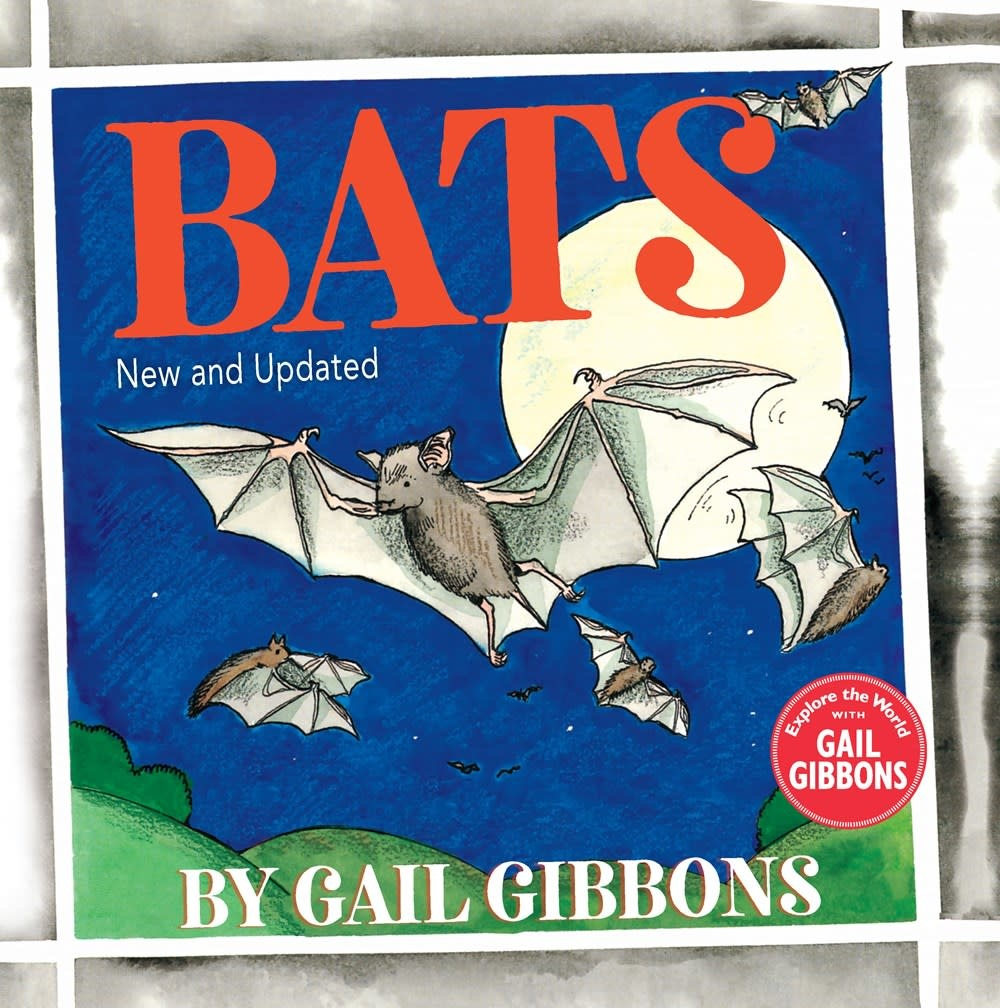 Holiday House Bats (New & Updated Edition)