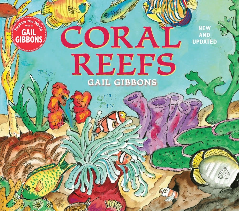 Holiday House Coral Reefs (New & Updated Edition)
