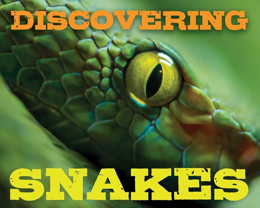 Applesauce Press Discovering Snakes Handbook