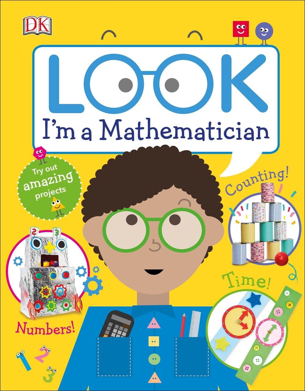DK Children Look I'm a Mathematician