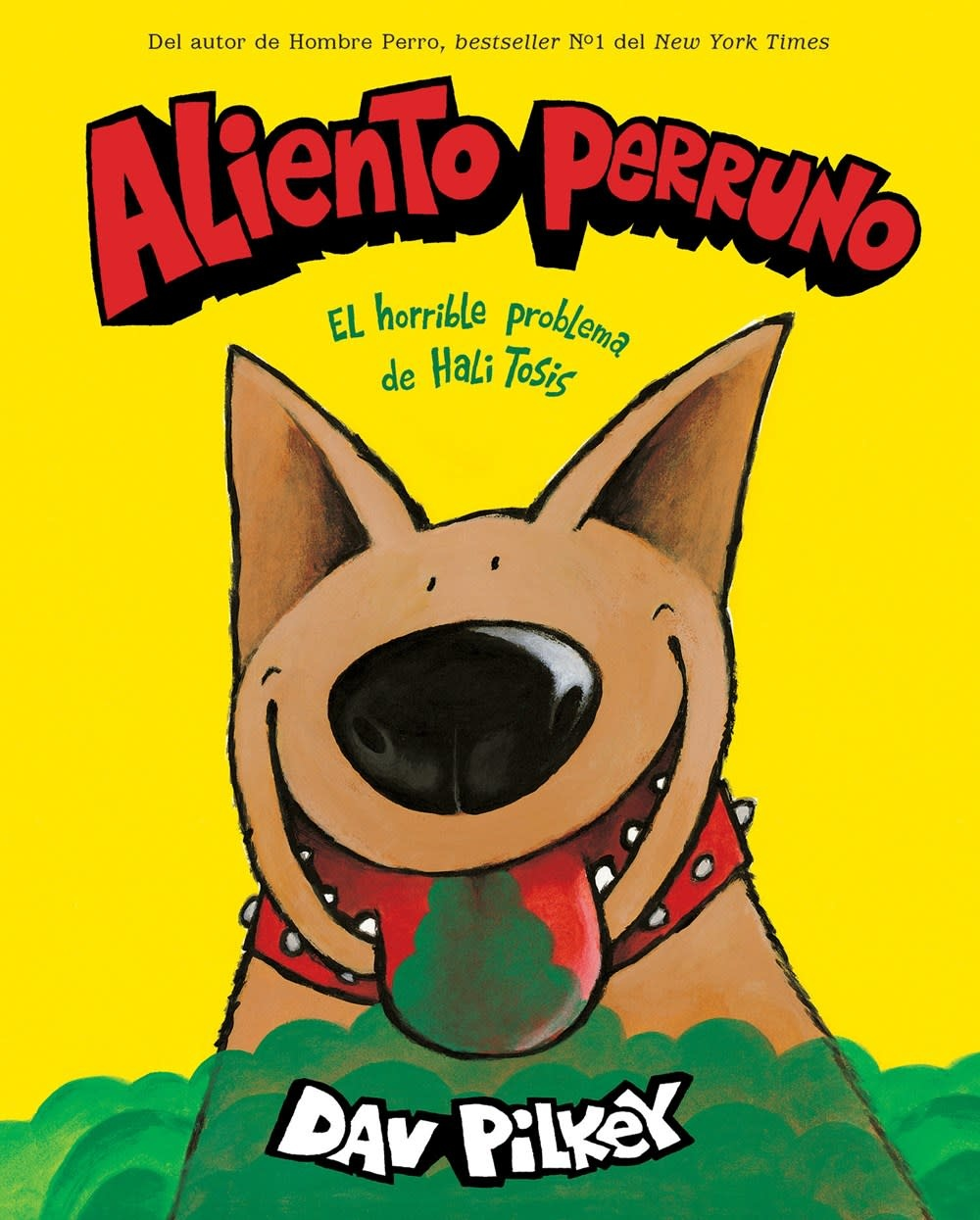 Scholastic en Espanol Dog Breath / Aliento Perruno (Spanish)
