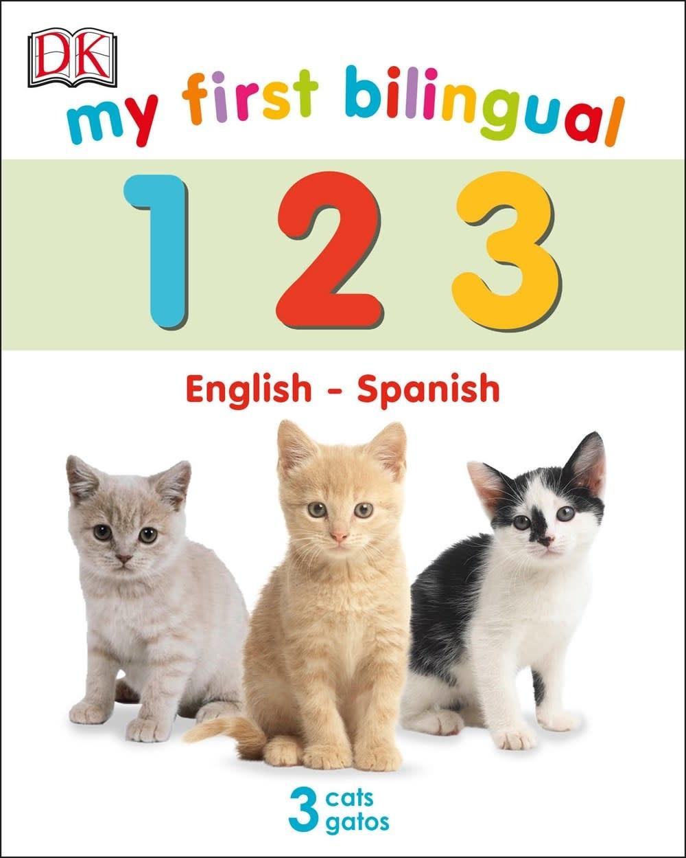 DK Children DK My First: Bilingual 123 (Spanish-English)