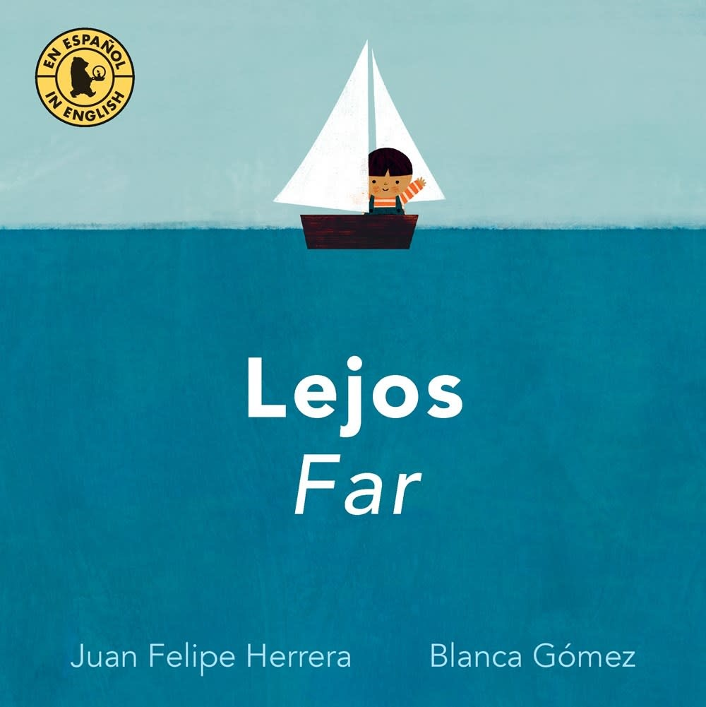 Candlewick Lejos / Far (Spanish-English)