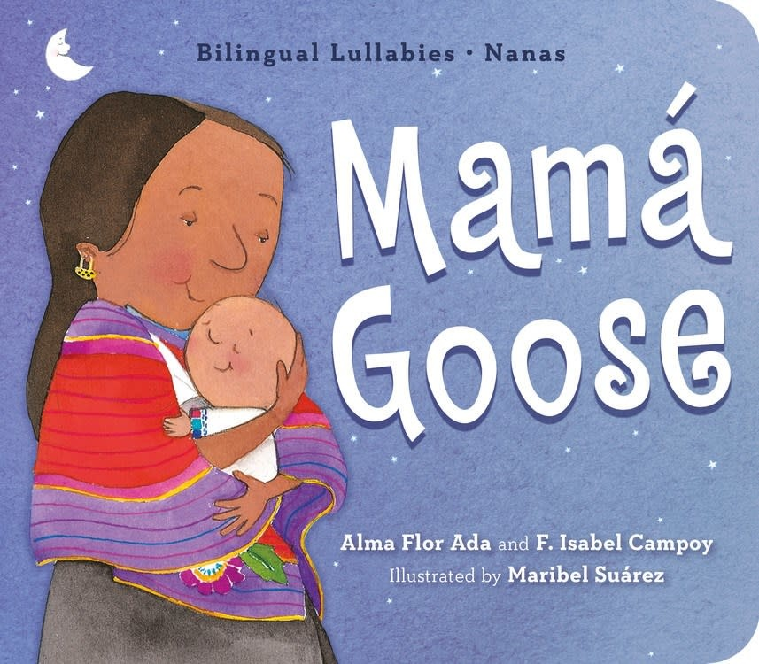 Disney-Hyperion Mamá Goose: Bilingual Lullabies / Nanas (Spanish-English)