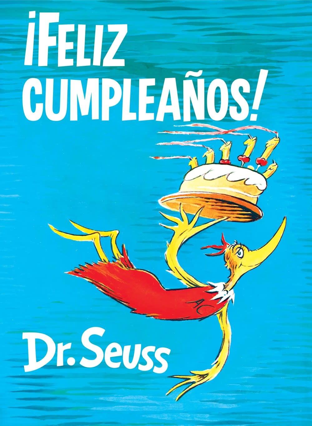 Random House Books for Young Readers Happy Birthday to You! / ¡Feliz cumpleaños! (Spanish)