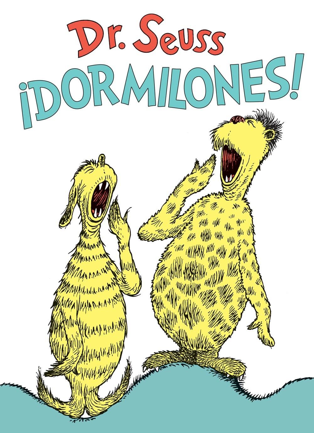 Random House Books for Young Readers Dr. Seuss's Sleep Book / ¡Dormilones! (Spanish)