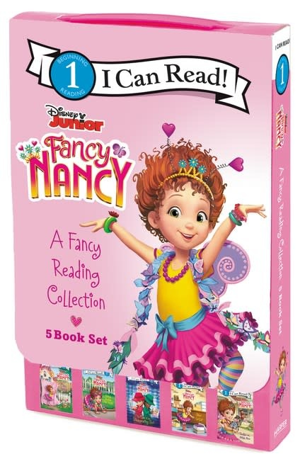 HarperCollins Disney Junior Fancy Nancy Boxed Set (5 Books)