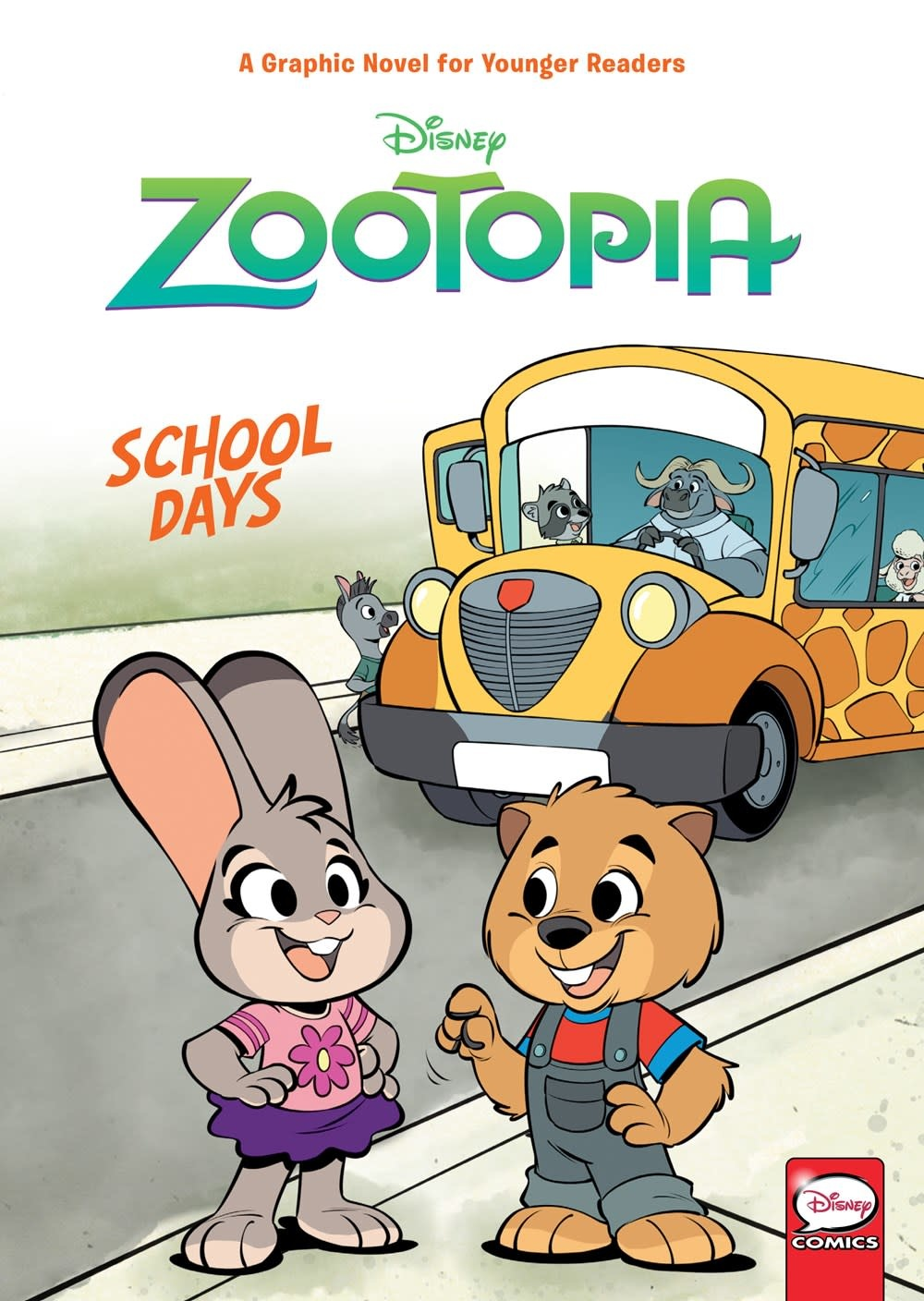 Dark Horse Books Disney Zootopia: School Days (Younger Readers Graphic Novel)