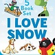 HarperCollins I Love Snow: An I Can Read 5-Book Box Set