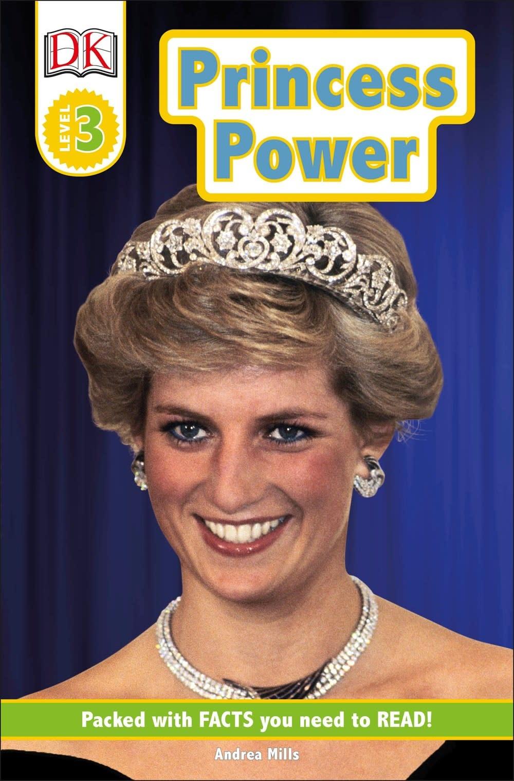 DK Children Princess Power (DK Reader, Lvl 3)