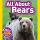 National Geographic Children's Books All About Bears (Nat Geo Reader, Lvl Pre-1)