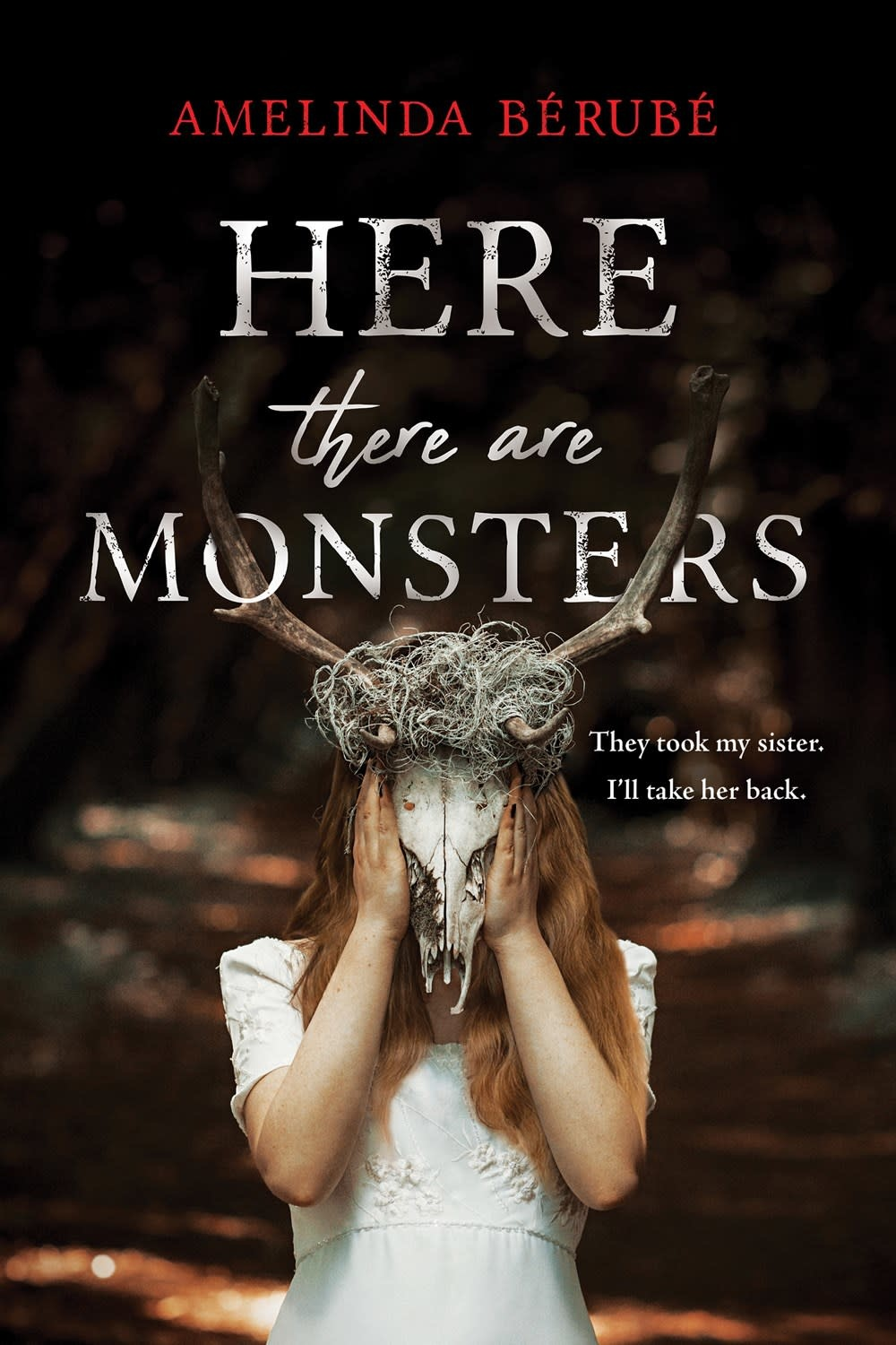 Sourcebooks Fire Here There Are Monsters