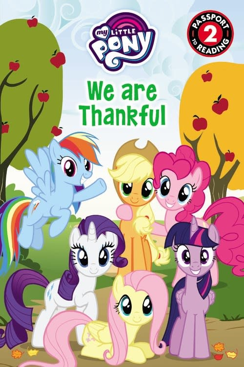 LB Kids My Little Pony: We Are Thankful (Passport, Lvl 2)