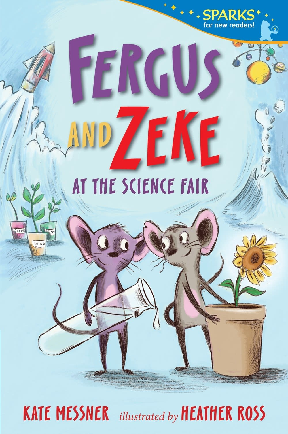 Candlewick Fergus and Zeke: At the Science Fair