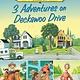 Candlewick 3 Adventures on Deckawoo Drive (3-in-1 Omnibus)