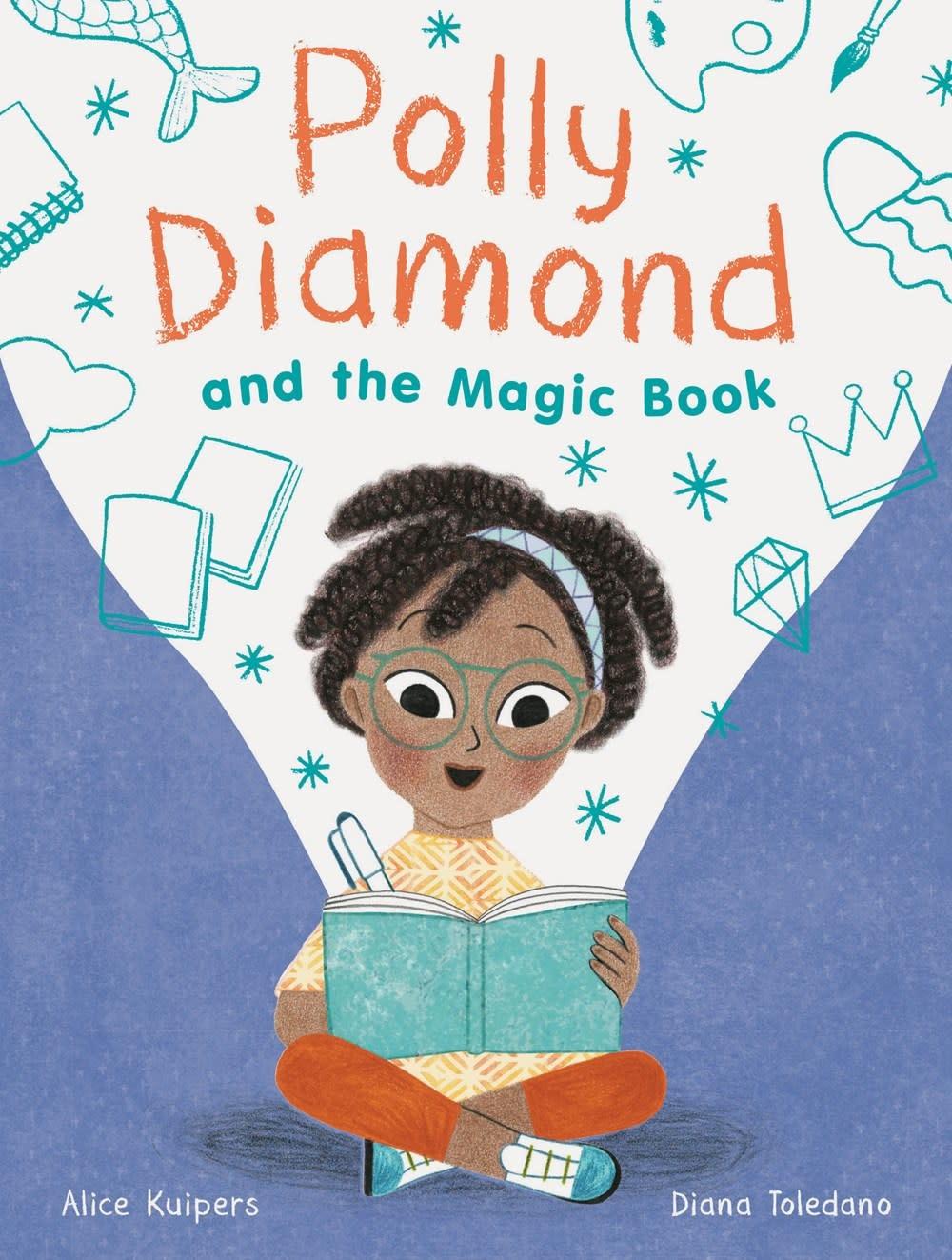 Chronicle Books Polly Diamond 01 The Magic Book