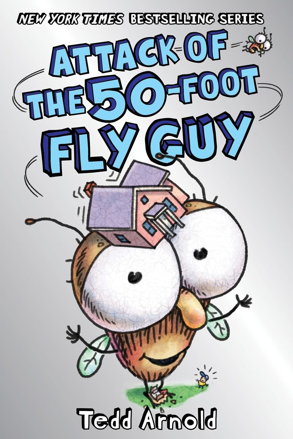 Cartwheel Books The 50-Foot Fly Guy