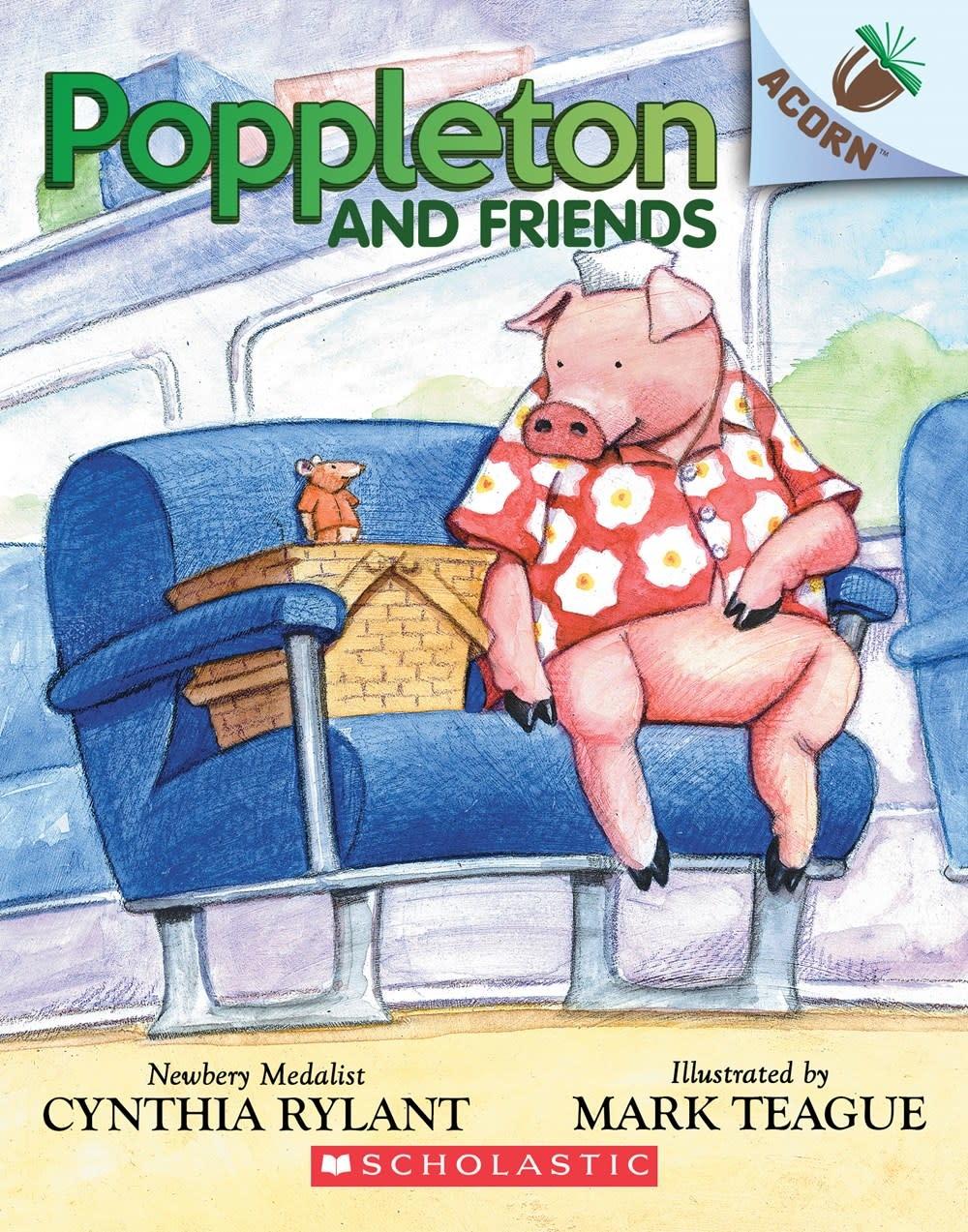 Scholastic Inc. Poppleton 02 And Friends