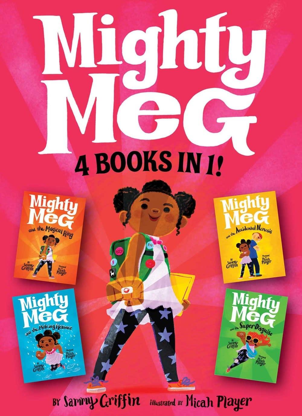 little bee books Mighty Meg Omnibus (#1-4)