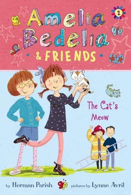 Greenwillow Books Amelia Bedelia & Friends 02 The Cat's Meow