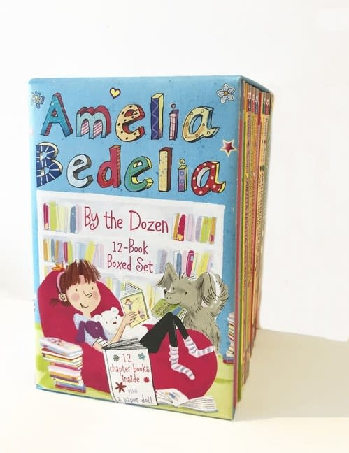 Greenwillow Books Amelia Bedelia by the Dozen Boxed Set (12 Books)