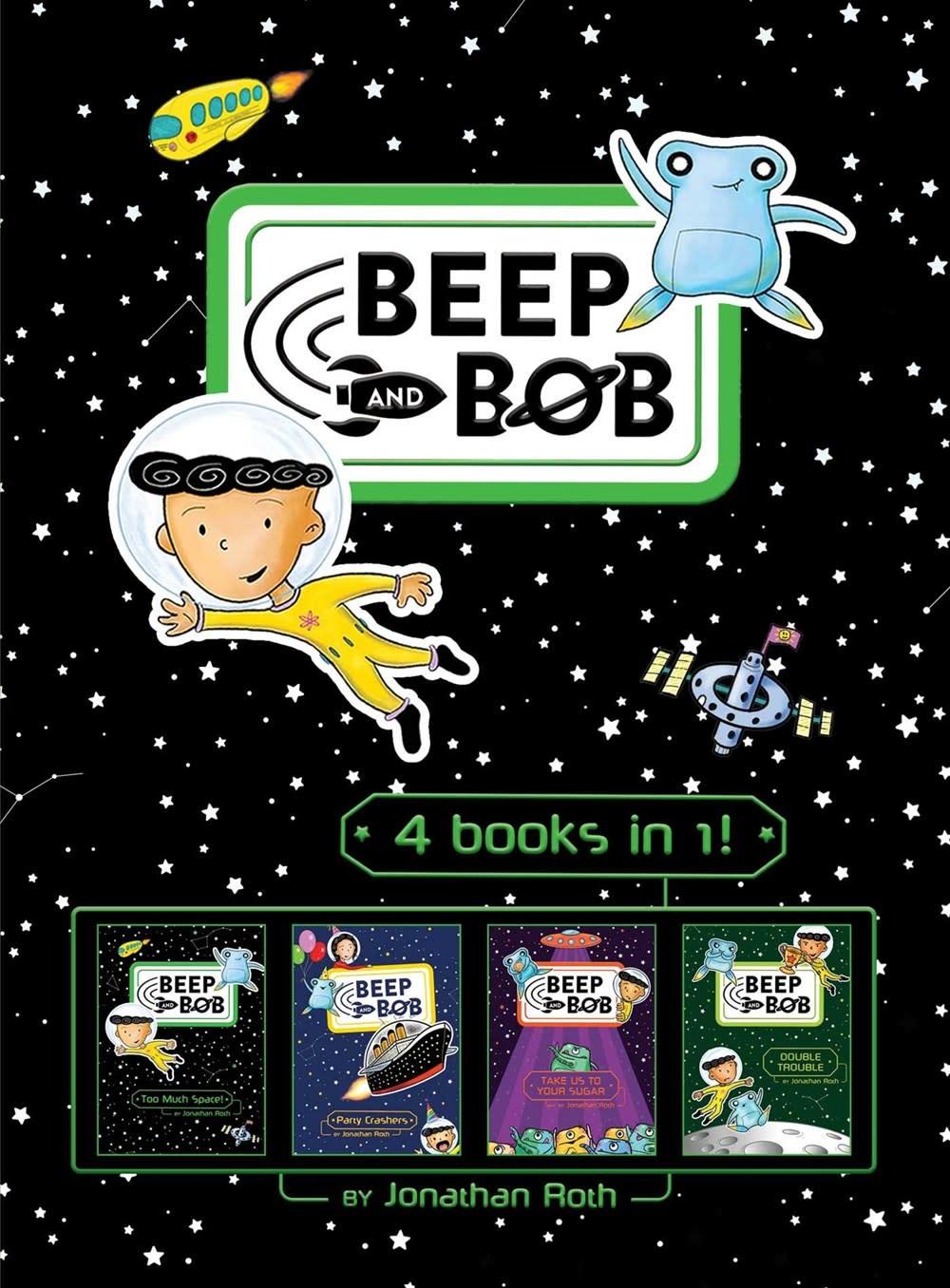 Aladdin Beep and Bob Omnibus (#1-4)