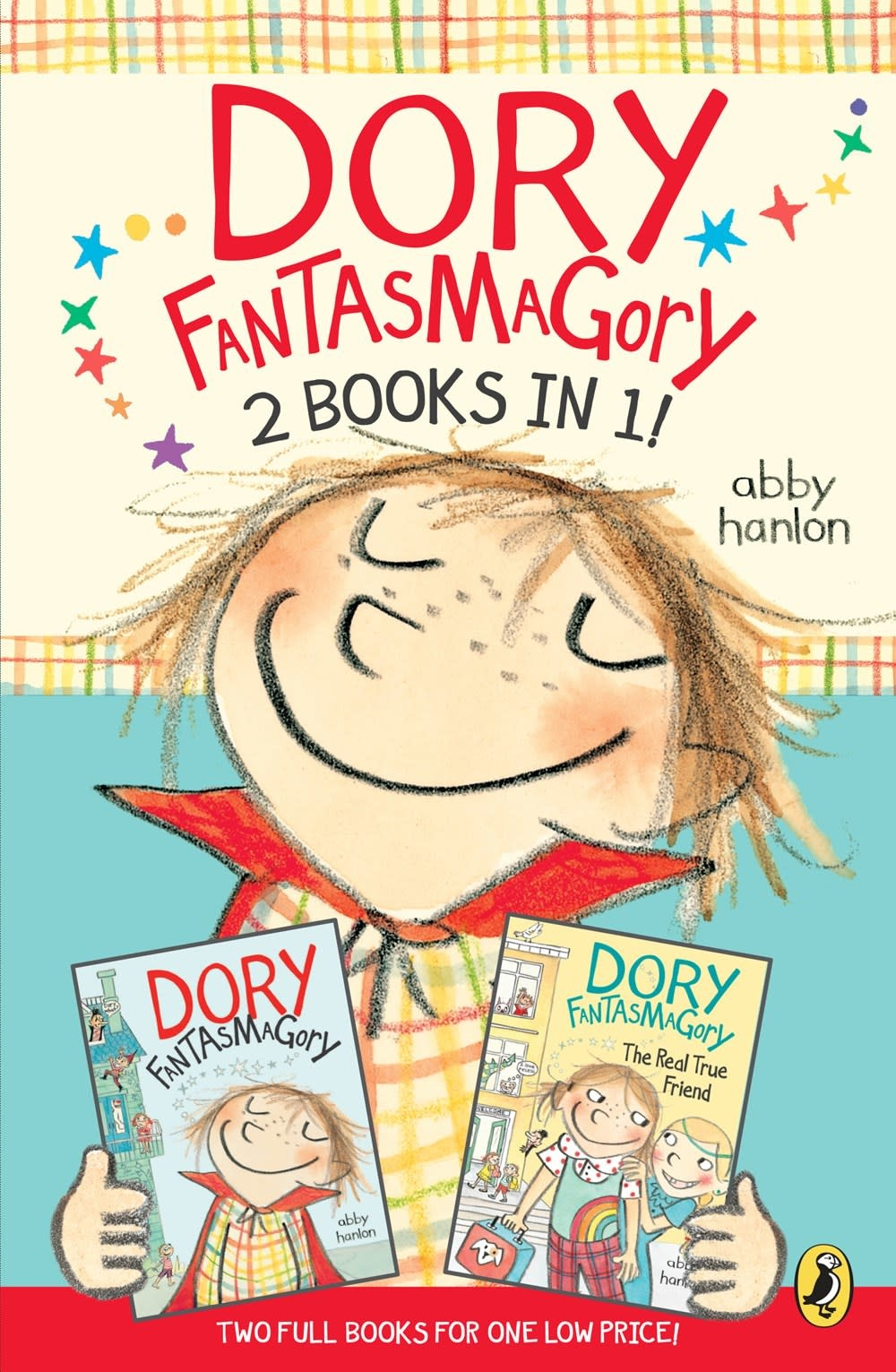 Puffin Books Dory Fantasmagory 2-in-1 (#1-2)