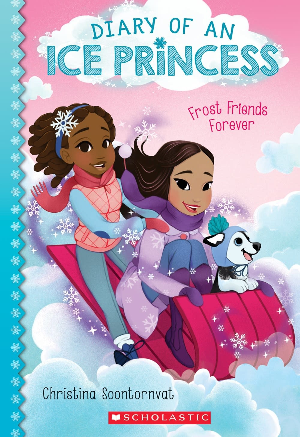 Scholastic Paperbacks Diary of an Ice Princess 02 Frost Friends Forever