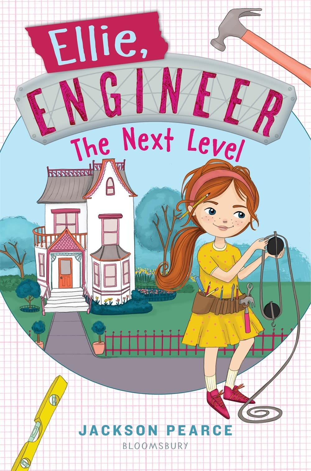 Bloomsbury Children's Books Ellie, Engineer: The Next Level
