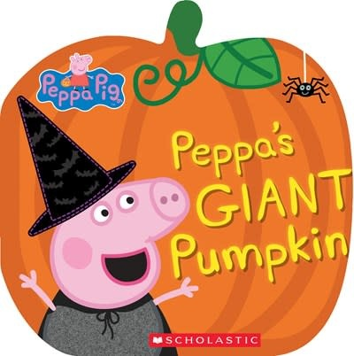 Scholastic Inc. Peppa's Giant Pumpkin (Peppa Pig)
