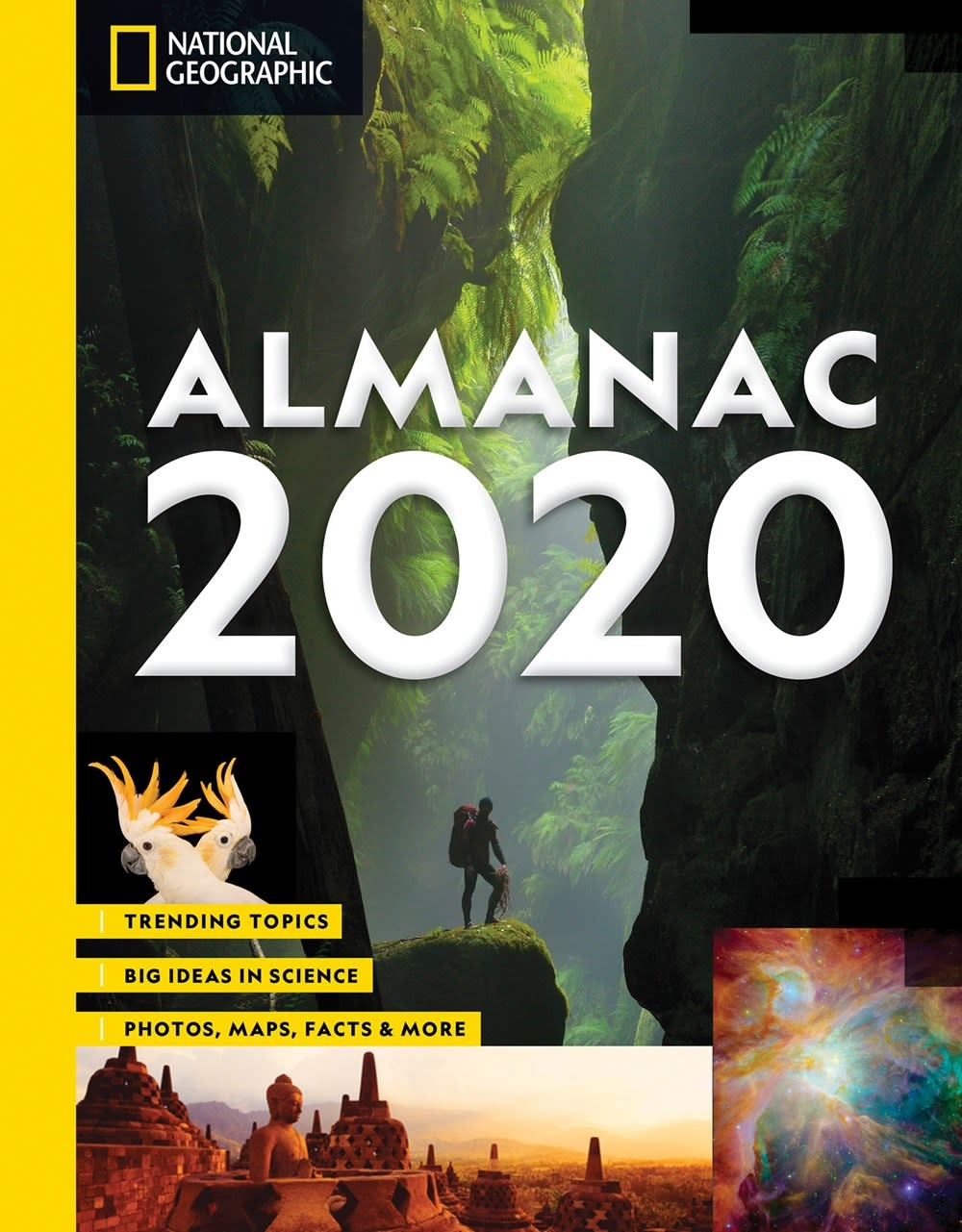 National Geographic National Geographic Almanac 2020