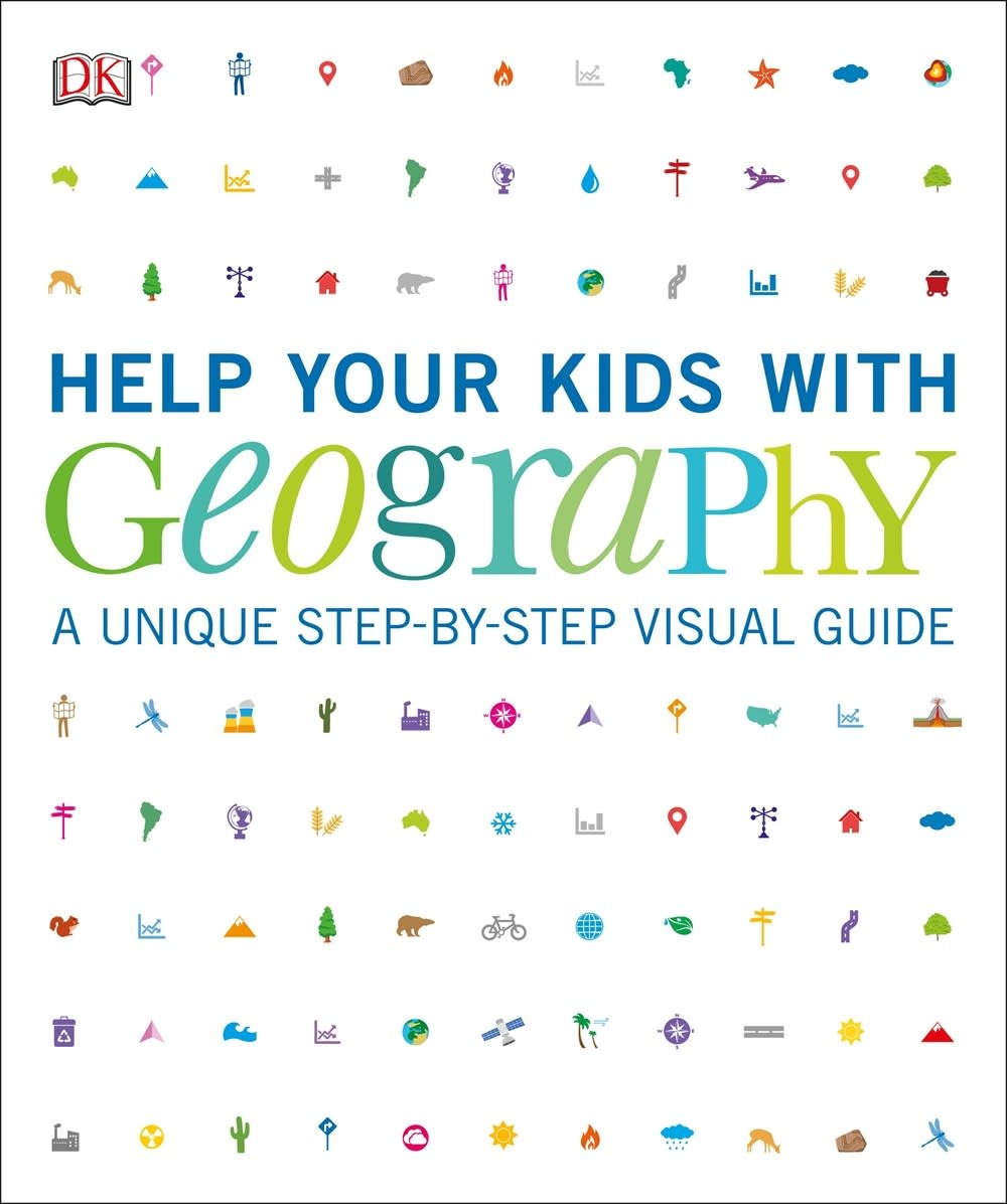 DK DK Help Your Kids: With Geography