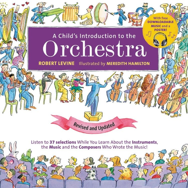 Black Dog & Leventhal A Child's Introduction to the Orchestra (Revised and Updated)