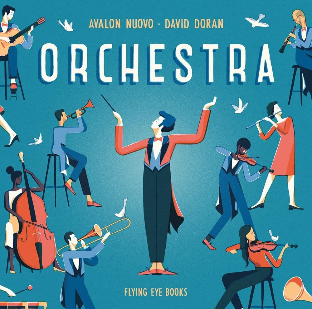Flying Eye Books Orchestra