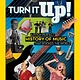 National Geographic Children's Books Nat Geo: Turn It Up! ...History of Music that Rocked the World