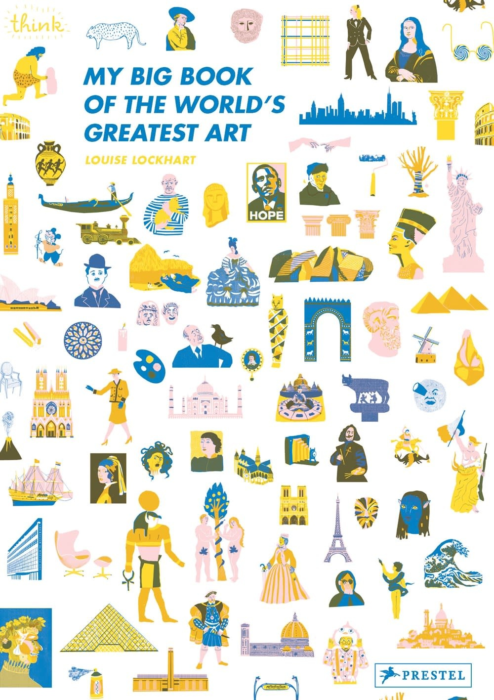 Prestel Junior My Big Book of the World's Greatest Art