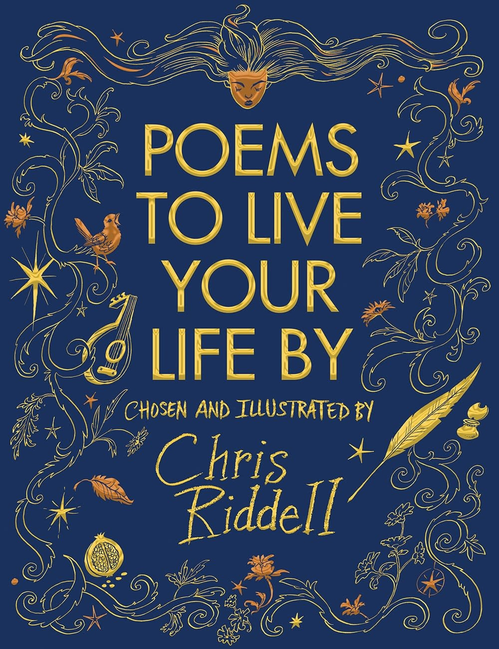 Amulet Books Poems to Live Your Life By
