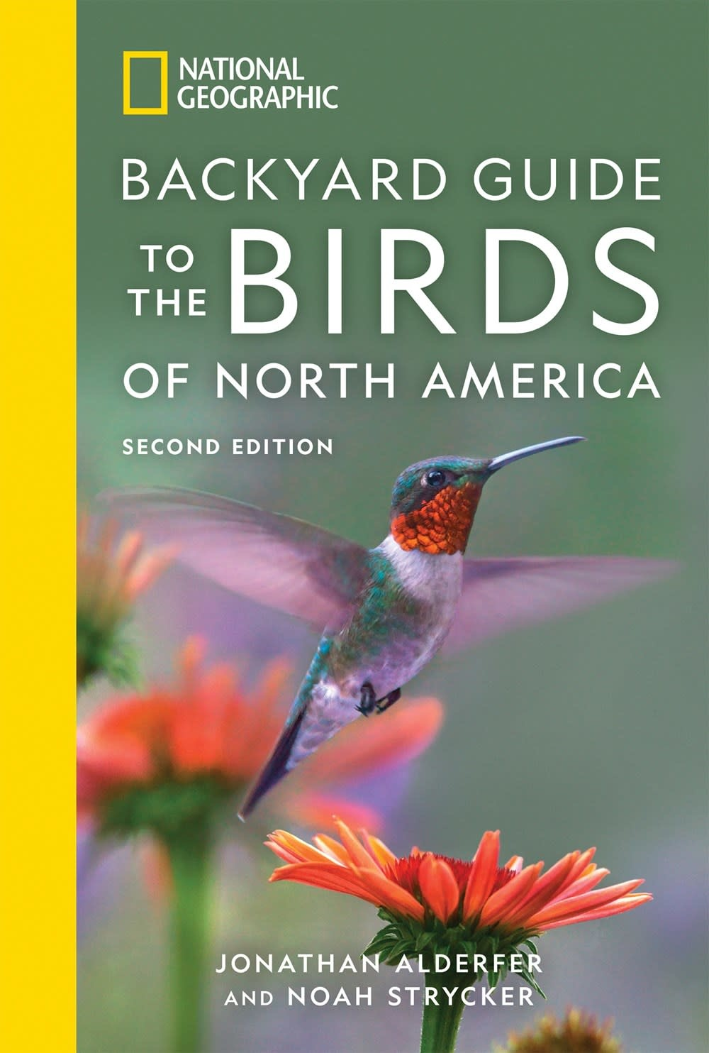 National Geographic National Geographic Backyard Guide to the Birds of North America, 2nd Edition