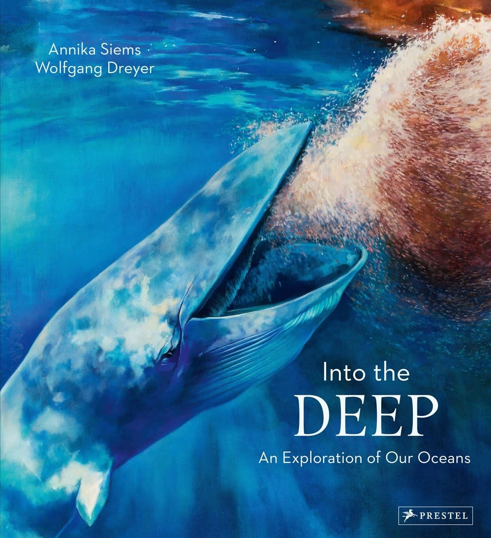 Prestel Junior Into the Deep Sea: An Exploration of Our Oceans