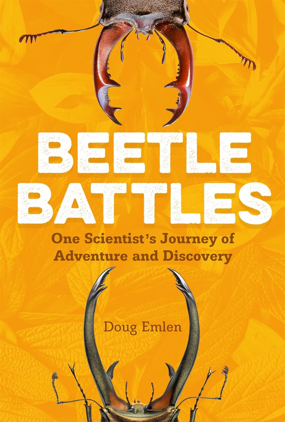 Roaring Brook Press Beetle Battles: One Scientist's Journey... Discovery