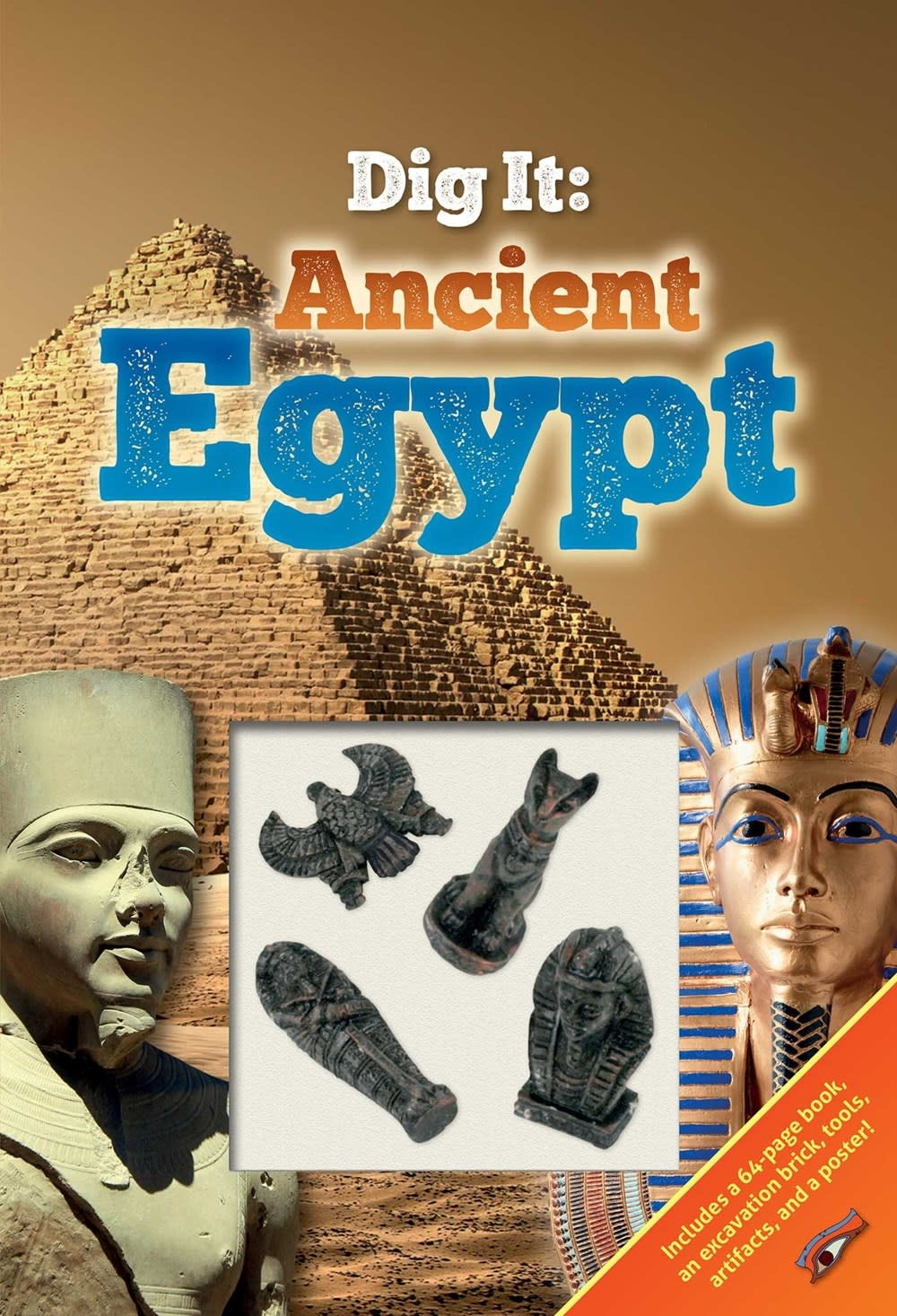 Silver Dolphin Books Dig It!: Ancient Egypt